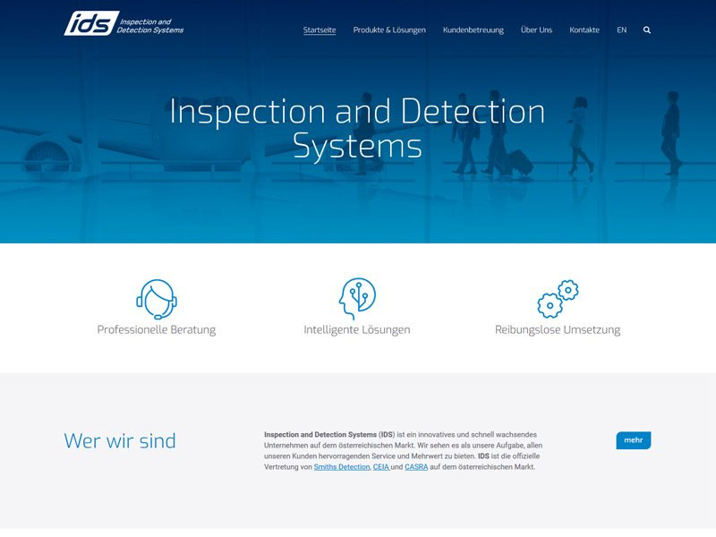 Inspection and Detection Systems