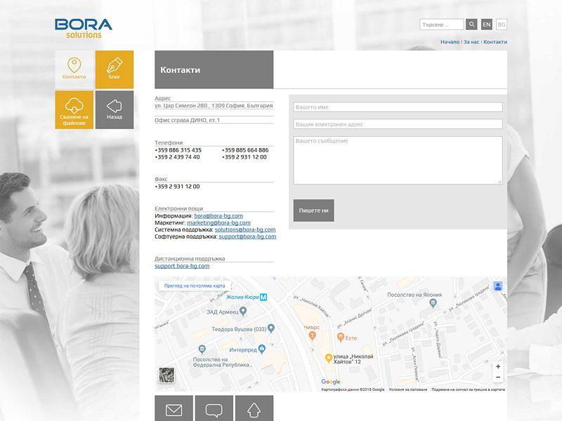 BORA Solutions
